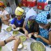 カブ隊 7月隊集会 世界の料理